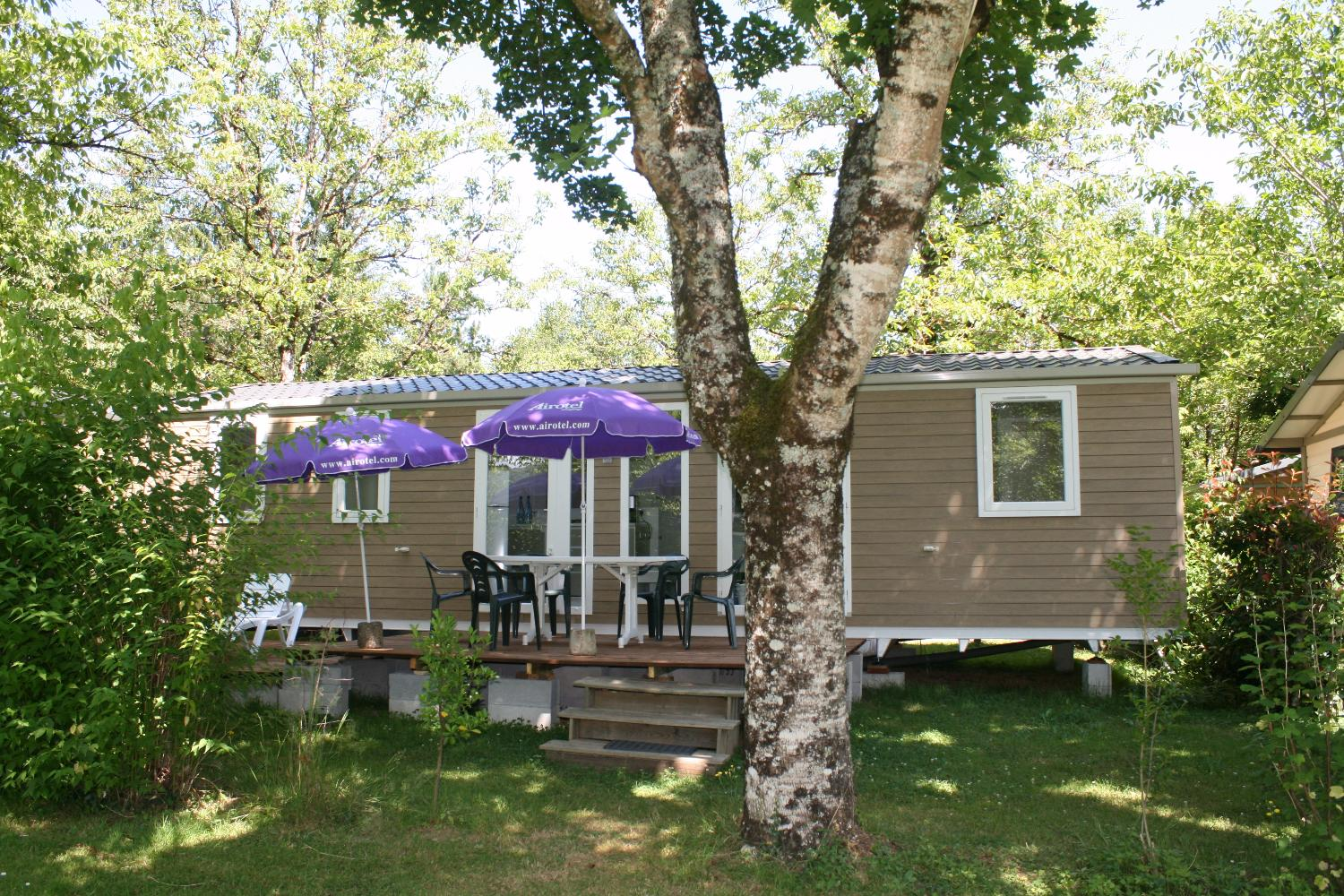 Location cottage family prestige corr ze camping au for Family cottages